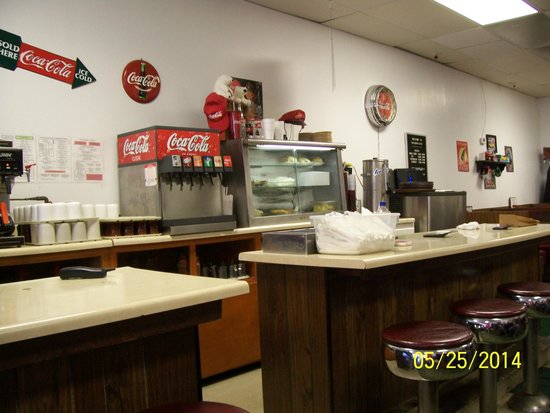 Main Cafe: Lovely old restaurant