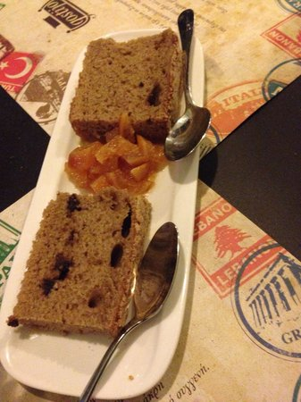 Gostijo : Dessert! Brown sugar cake
