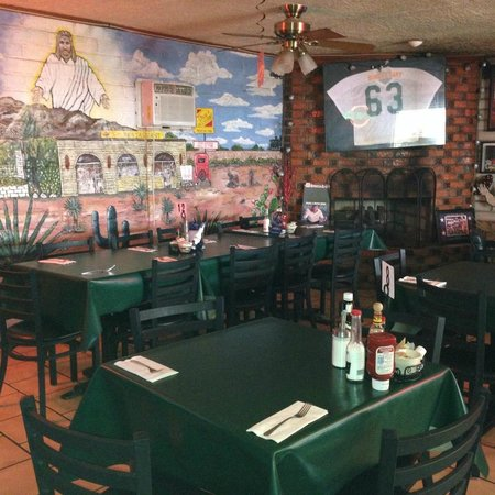 Chuy's Restaurant: Shot of the Jersey