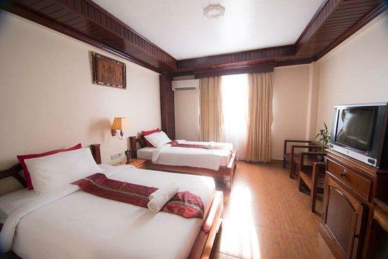 Angkor Pearl Hotel: Superior Twin Room