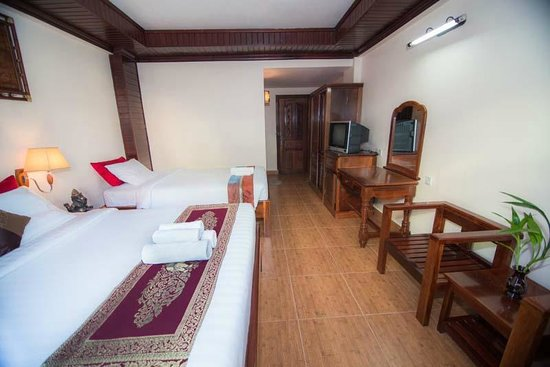 Angkor Pearl Hotel: Family Triple Room