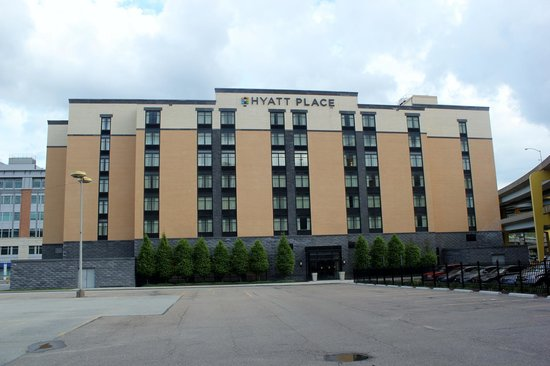 looking south picture of hyatt place pittsburgh north. Black Bedroom Furniture Sets. Home Design Ideas