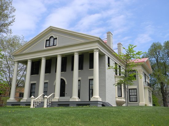 Theodore Roosevelt Inaugural National Historic Site: Wilcox Mansion