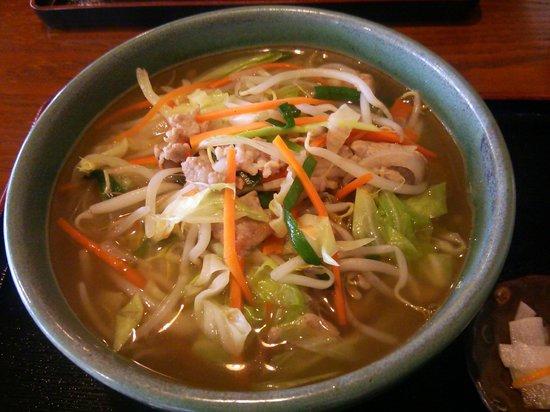 Makabe China: 野菜そば