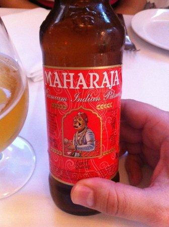 Cholanad: Indian pilsen beer