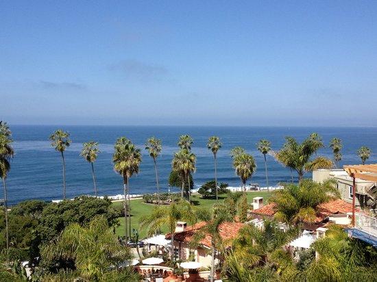 La Valencia Hotel : Our view