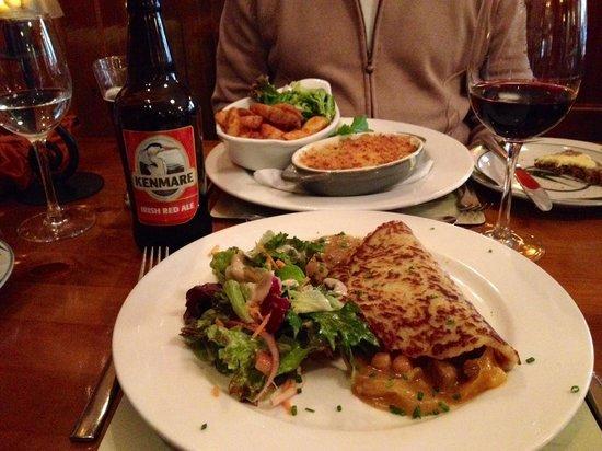 Bricin Restaurant: Dinner