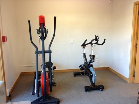 Marlborough Vintners Hotel: gym