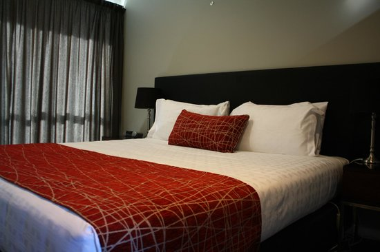 Marlborough Vintners Hotel: vineyard suite