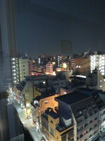 Keikyu EX Inn Asakusabashiekimae: 客室内から