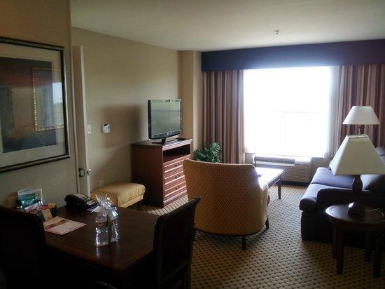 Homewood Suites by Hilton Houston Stafford Sugar Land: Living Room