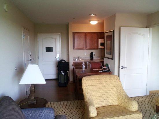 Homewood Suites by Hilton Houston Stafford Sugar Land: Kitchen Area