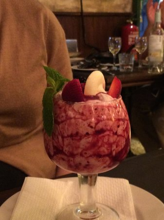 "Casa Delfin : A ""sinful' non-alcoholic beverage"