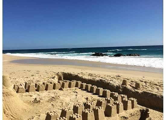 Westin Resort & Spa Los Cabos: Castles in the Sand