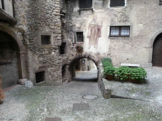 Medieval Village of Canale: Canale