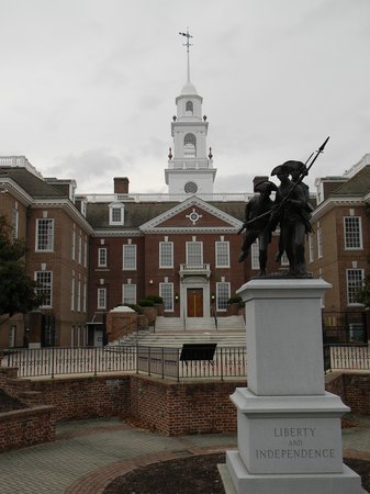First State Heritage Park: Delaware State Capitol