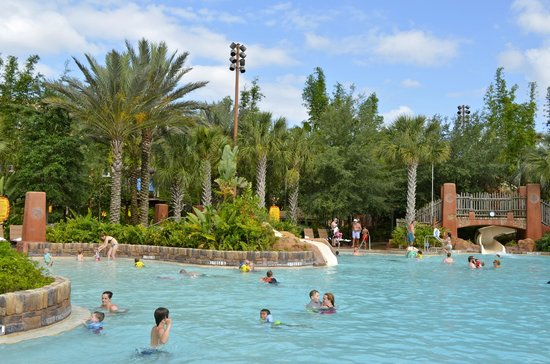 Disney's Animal Kingdom Villas - Kidani Village: the pool