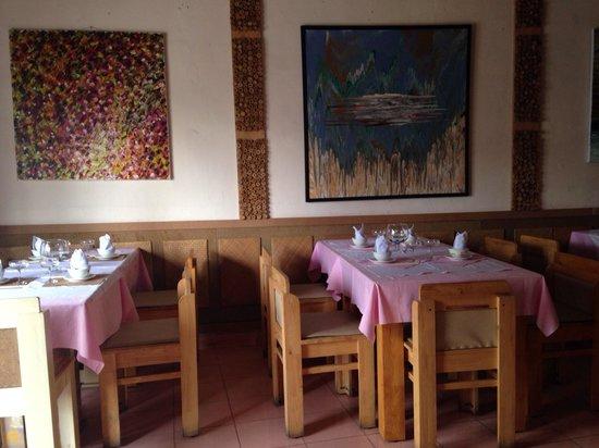 Artist Alley Restaurant : Salle à manger