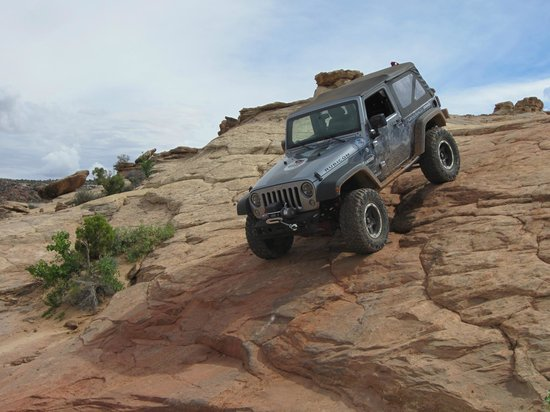 twisted jeeps rubicon picture of twisted jeep rentals moab tripadvisor. Black Bedroom Furniture Sets. Home Design Ideas