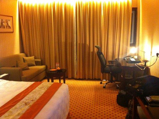 Hotel Borobudur Jakarta : Room
