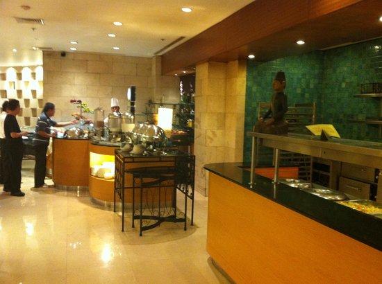 Hotel Borobudur Jakarta: Breakfast