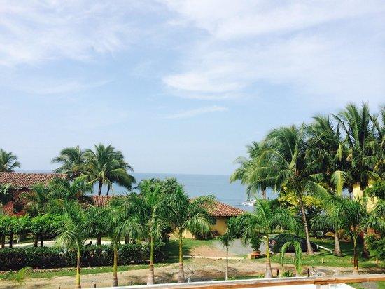Hotel Villa Romana : Balcony view