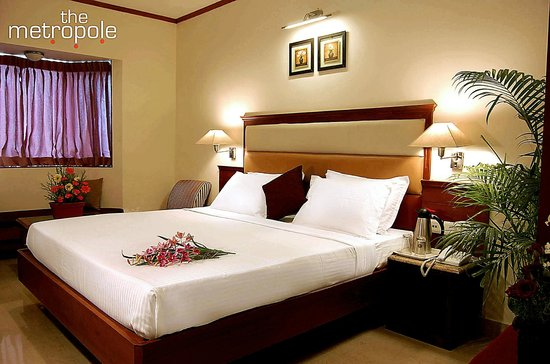 Hotel The Metropole: Standard room