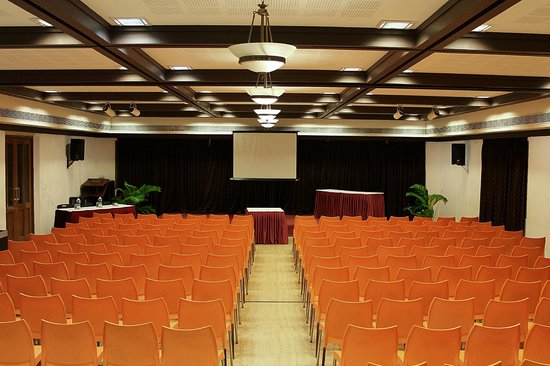 Hotel The Metropole: Conference hall