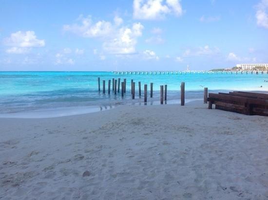 playa caracol, mayo 2014