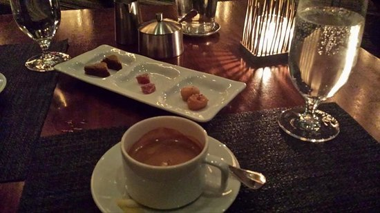 Colicchio & Sons Tap Room: Final Treats
