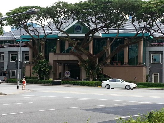 The Residence At Singapore Recreation Club: Singapore Recreation Club