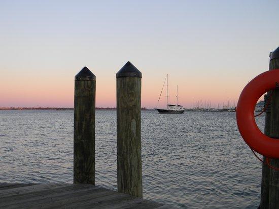 Annapolis Historic District : Annapolis Harbor