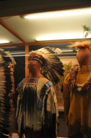 The Field Museum: Native American clothing