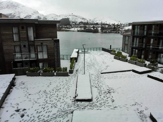 Hilton Queenstown Resort & Spa: Snow. Level 1