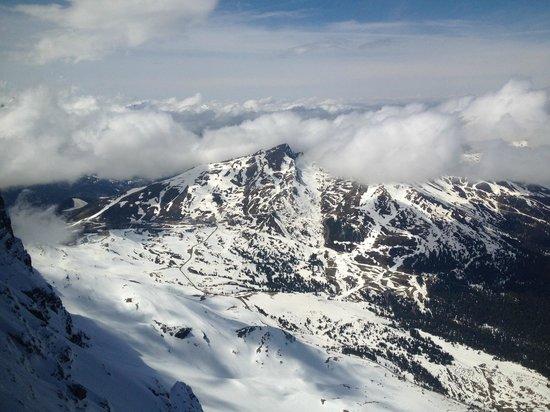 Jungfraujoch: Near the Top