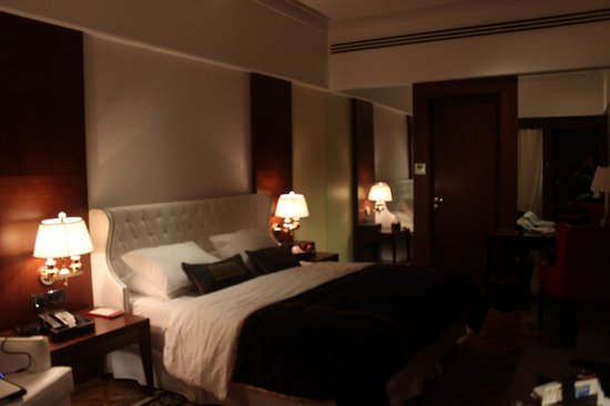 Della Adventure Resorts: Luxury room
