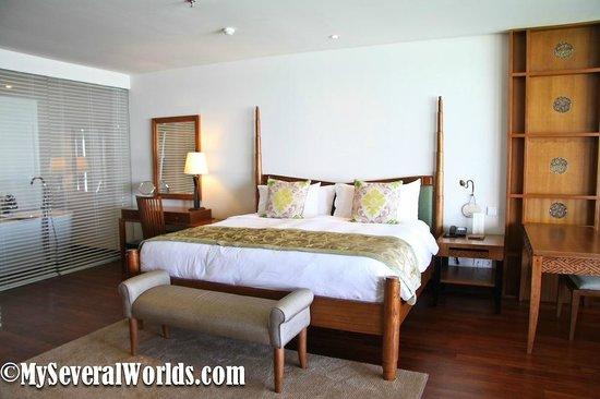 Samabe Bali Suites & Villas: Private suite
