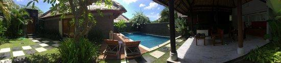 Abi Bali Resort & Villa: our 1 bed villa