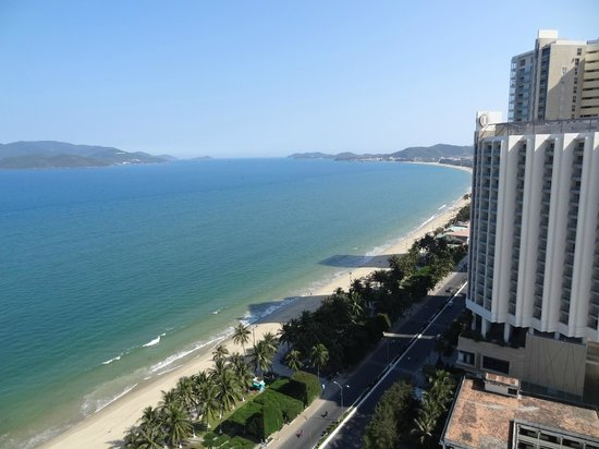 Sheraton Nha Trang Hotel and Spa: Номер