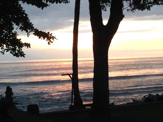 Jeeva Klui Resort: Sunset at Jeeva