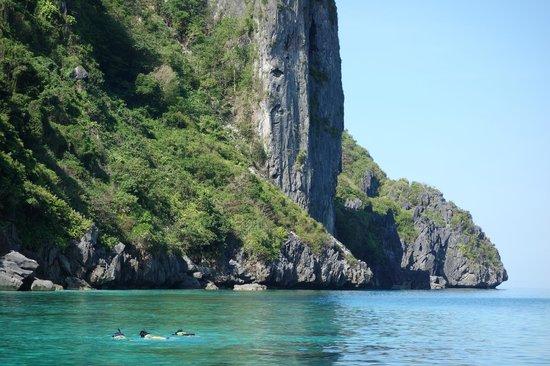 El Nido Resorts Miniloc Island: Simizu