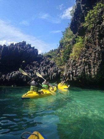 El Nido Resorts Miniloc Island: Big & Small Lagoon