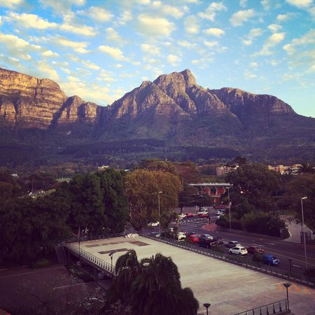Southern Sun Newlands: View from my room