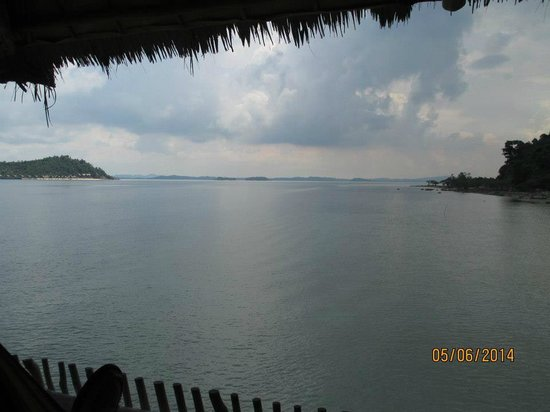 Telunas Resorts - Telunas Beach Resort: View from the balcony