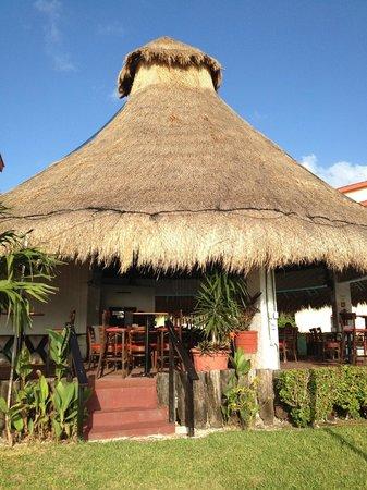 Cancun Clipper Club : Restaurant