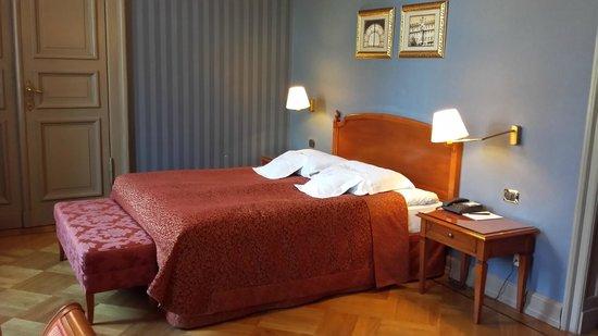 Europa Royale Riga: Delulxe room