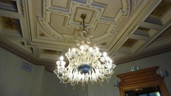 Europa Royale Riga: Breakfast room