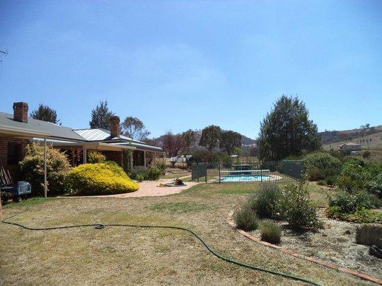 Peel, Αυστραλία: Backyard