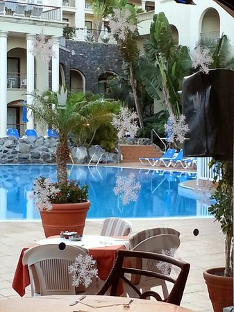Guayarmina Princess Hotel : Relax in piscina