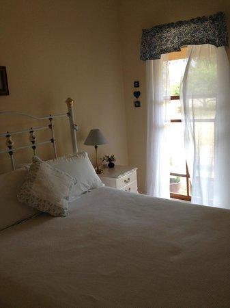 Glendalough Alpacas: The room we stayed in